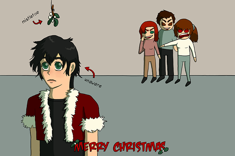 Fan Art by devilyoudont for Christmas 2013